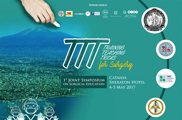 1° JOINT SYMPOSIUM ON SURGICAL EDUCATION